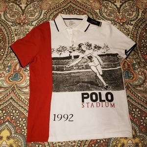 Polo Ralph Lauren stadium 1992